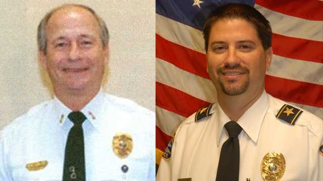 Edward M. Morley is retiring as Stuart's police chief at the end of September, but Assistant Chief David Dyess has been appointed to take his place.