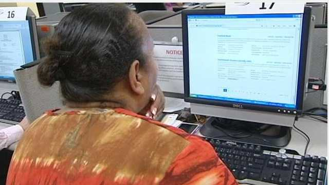 Who's hiring in South Florida? According to recent labor statistics, lots of companies. (Photo: Randy Gyllenhaal/WPBF)