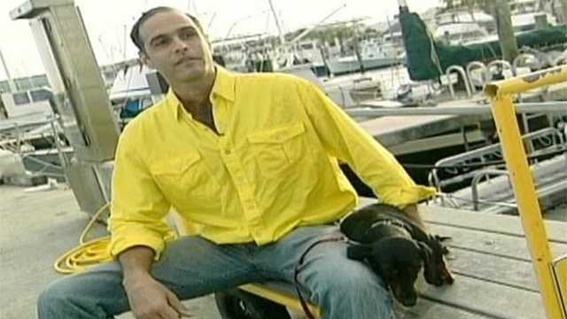 Fane Lozman told WPBF 25 News that he spent nearly $300,000 fighting case. (WPBF File Photo)