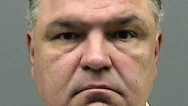 James Pepe is accused of trying to hire a hit man to kill a former friend and fellow school teacher.
