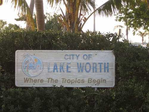47: Lake Worth - 20.6 percent
