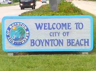 7: Boynton Beach - 37.4 percent
