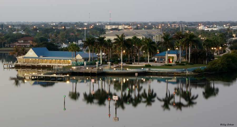 48: Vero Beach - 24.7 percent