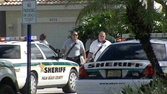 100412 Scene Deputy fatal shooting