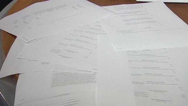 Misprinted absentee ballots