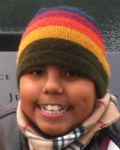 Andres Manuel Arguinzones Sillerico, 10: Missing from Riverview. Andres was last seen on February 8, 2012. It is believed he was abducted by his mother. They may travel to La Paz, Bolivia. Andres has a scar on the back of his head.