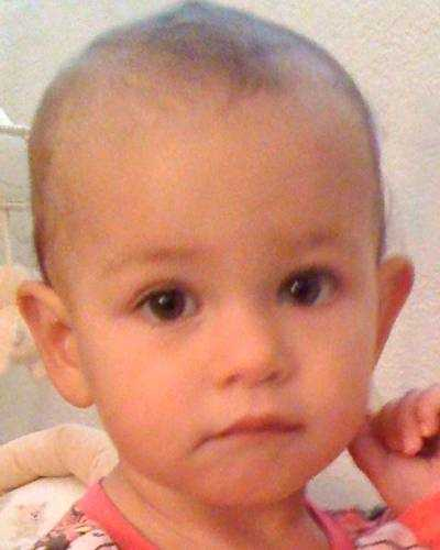 Gabrielle Dahm, age now 5: Missing from Fort Lauderdale.  Gabrielle was allegedly abducted by her mother, Leslie Delbecq, her grandmother, Jeanine De Riddere, and her grandfather on Aug. 2, 2010. Federal warrants were issued for the abductors on June 21, 2011. They are believed to be in the United Arab Emirates. Gabrielle's nickname is Gabby.