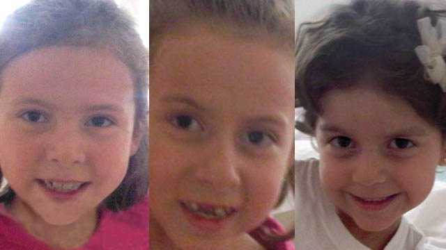 Hillary, Nichole, Valerie Cohen, ages 9, 7, and 5: Missing from Windermere. Hillary, Nichole, and Valerie may be in the company of their mother. They are believed to be in Puerto Rico. The children are biracial&#x3B; They are Hispanic and White.