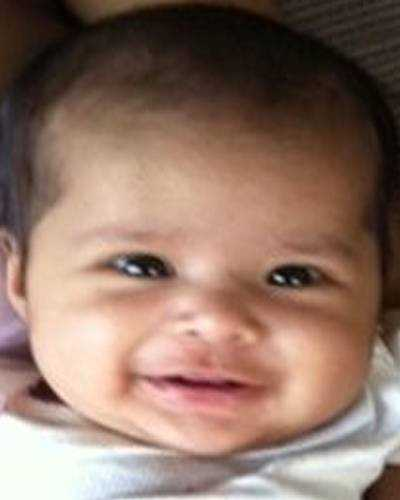 Kalialani Cavalear, 4 months: Missing from Titusville. Kalialani was last seen on August 23, 2012. She may be in the company of her mother and father. They may have traveled to Hawaii. Kalialani has a birthmark on her left arm.