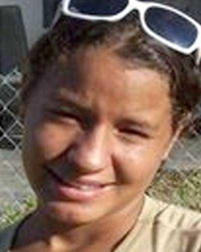Kassandra Nieves, 15: Missing from Fort Lauderdale. Kassandra was last seen on September 25, 2012 and is an endangered runaway.