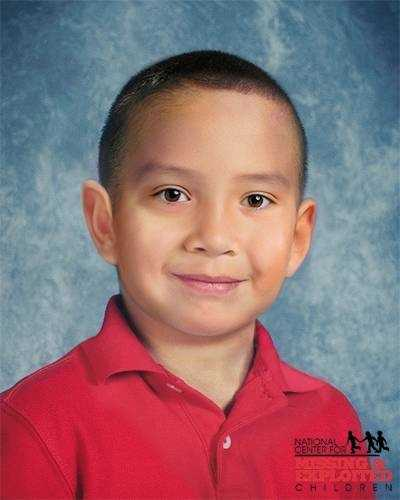 Luis Guzman, age now 6: Missing from Bradenton. Luis' photo is shown age-progressed to 6 years. He was last seen on January 1, 2009. Luis may be in the company of his father. He may use the last name Ponce-Guzman.