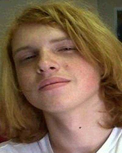 Orion Plymale, 18: Missing from Cocoa. Orion was last seen Sept. 30, 2012 and is an endangered runaway. When he was last seen, his hair was dyed red.