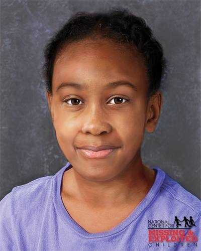 Rebecca Tribble, age now 7: Missing from Pembroke Pines. Rebecca's photo is shown age-progressed to 5 years. She was allegedly abducted by her mother, Dedrie Andrews, on March 5, 2010. A felony warrant is on file for Dedrie. They may still be in the local area or they may travel to The Bahamas. Rebecca's nickname is Becky.