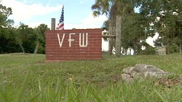 VFW Post 6023 needs rebuilding one year after a tornado destroyed the building.