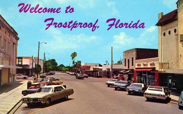 Ever wondered how a certain Florida city got its name?  Take a look at how these cities came to be named.