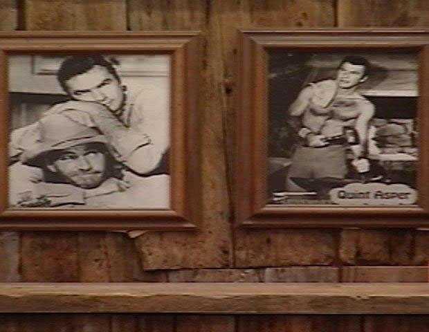 "Reynolds began his career in television, appearing in westerns like ""Bonanza."""