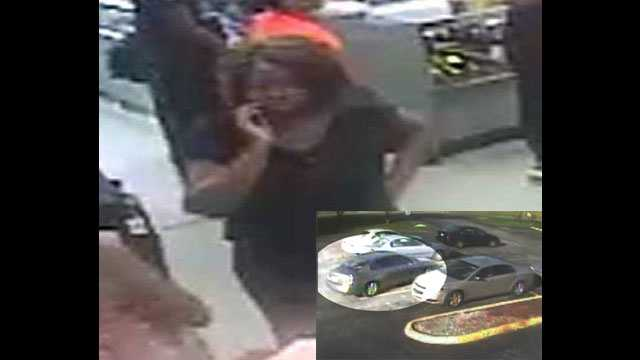 Woman who robbed 60-year-old outside pawn shop