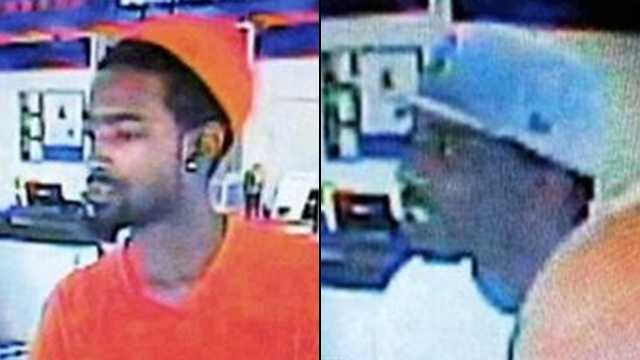 These two men stole six watches and an ID bracelet from a man's home and sold them at a pawn shop in West Palm Beach.