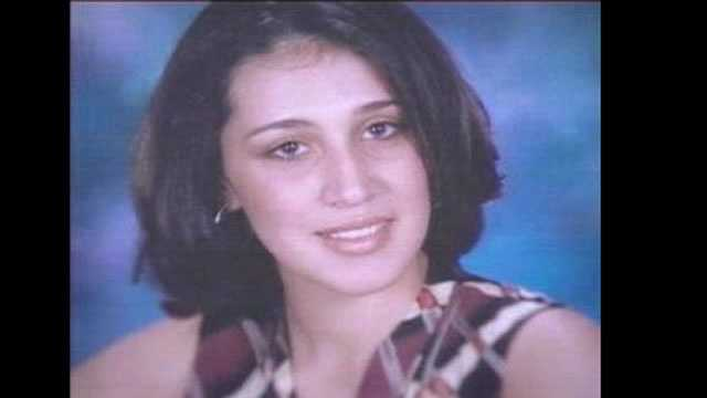 Ana Maria Angel was raped and fatally shot alongside Interstate 95 in Palm Beach County in 2002.