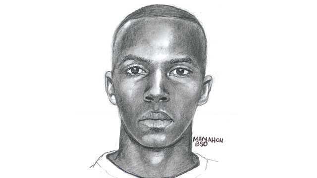Bank Robber Sketch