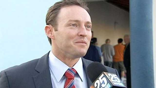 Patrick Murphy is in a heated battle with Allen West.