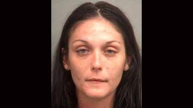 Tiffany Nelson was found dead in a bag in front of an abandoned Lake Worth home on Monday.