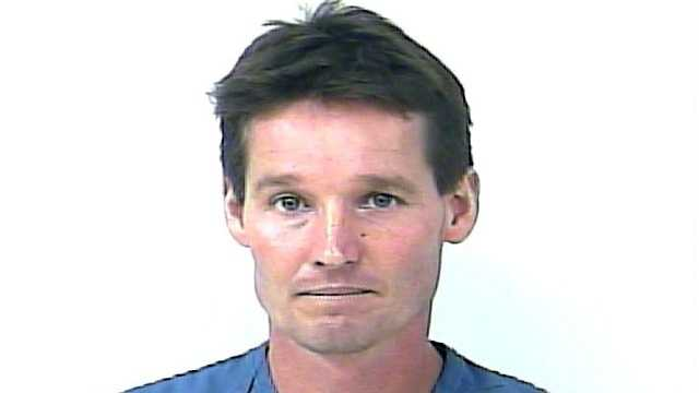 William Daniel Metcalfe is accused of raping a 5-year-old girl nine times last year.