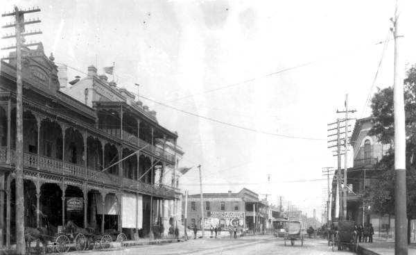 2: Pensacola (Escambia County) - 1822
