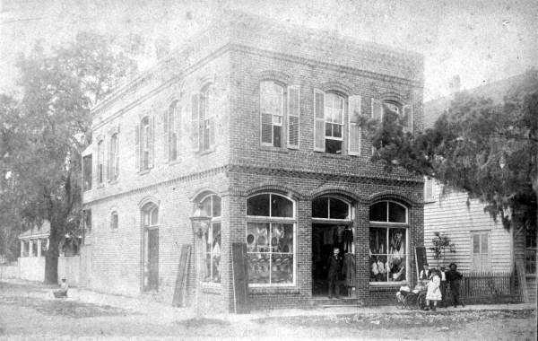 3: Fernandina Beach (Nassau County) - 1825