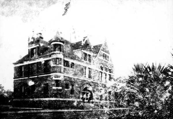 5: Tallahassee (Leon County) - 1825