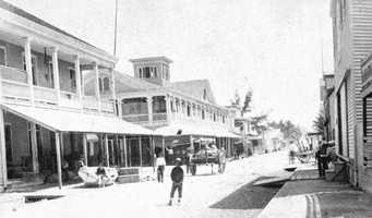 6: Key West (Monroe County) - 1828