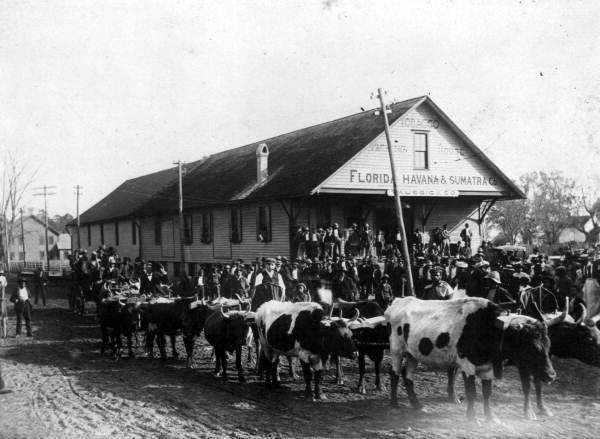 7: Quincy (Gadsden County) - 1828