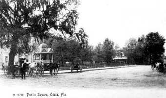 20: Ocala (Marion County) - 1869