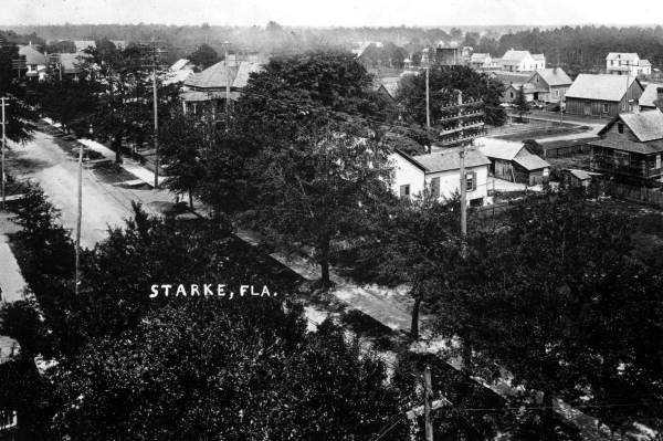 22: Starke (Bradford County) - 1870