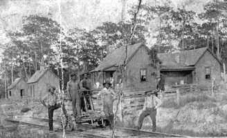 25: Longwood (Seminole County) - 1875