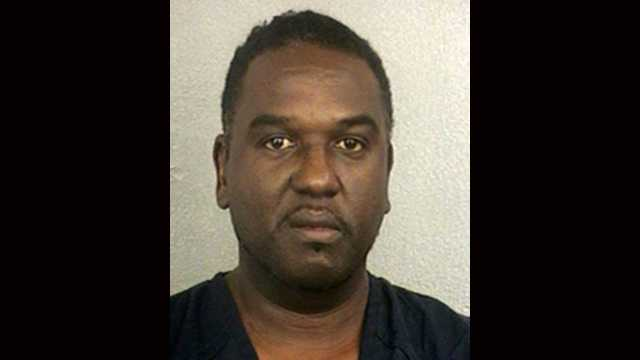 Darryl Blue is accused of abusing an Autistic student on a school bus in Broward County.