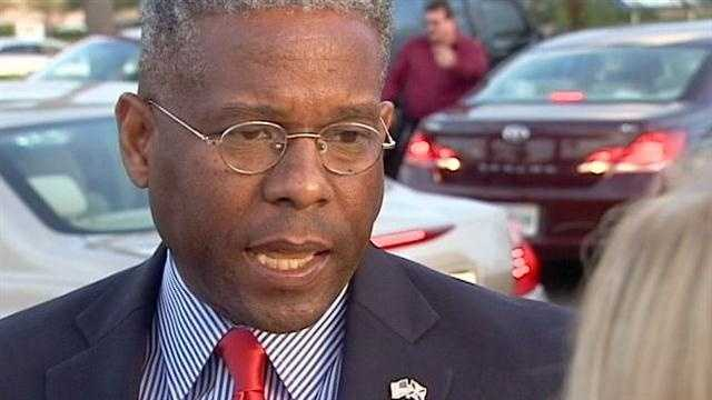 Allen West's motion to have early and absentee ballots recounted in St. Lucie County was shot down by a judge on Nov. 16.