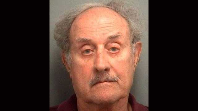 Ronald Rokoff was arrested on a charge of aggravated assault Nov. 13, 2012.