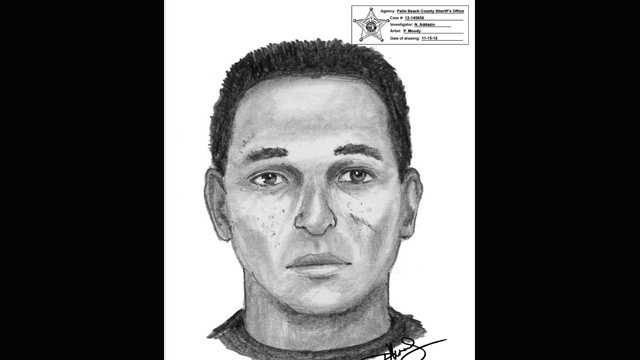 Attempted Child Abduction Sketch of Man Wanted For Questioning