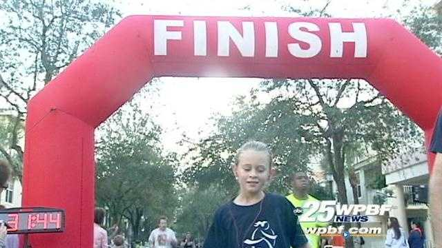 On Nov. 17, friends, family and strangers participated in the 2nd annual Miles for Makayla 5K run in honor of Makayla Joy Sitton, who was among the victims of the Thanksgiving Day Massacre in Jupiter in 2009.
