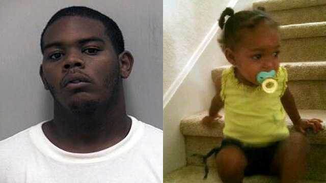 Terrance Moses is wanted on a kidnapping charge after an Amber Alert was issued for Jamiah Miller.