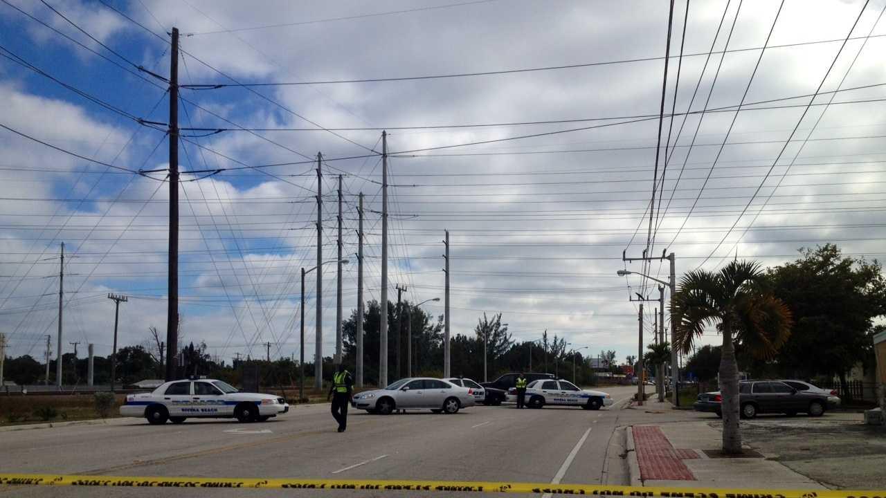Riviera Beach officer-involved shooting