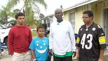 Calvary Chapel Palm City is coming to the aide of a Hobe Sound family that lost their home in a fire on Nov. 18.