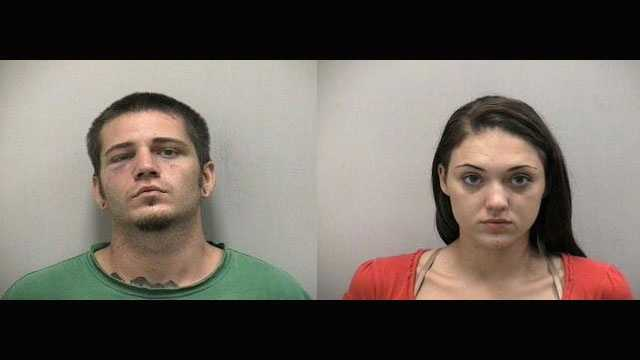 Daniel Mullins and Kaley Kunkemoeller are accused of beating and stabbing a Stuart man.