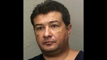 John Collazos was arrested in Hollywood this week after being accused of impersonating a dentist.