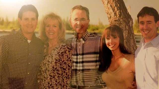 John Picano and family