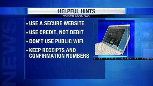 Image Cyber Monday: Tips for holiday shopping online