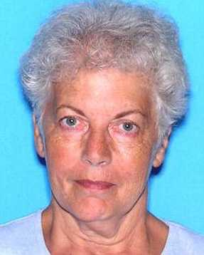 Geraldine LoganMissing: 9/16/2012Age now: 69She was last seen in the area of the 5800 Block of Clubhouse Drive in New Port Richey. She may be traveling in a 1995, tan Buick Le sabre, FL tag number V887EG.