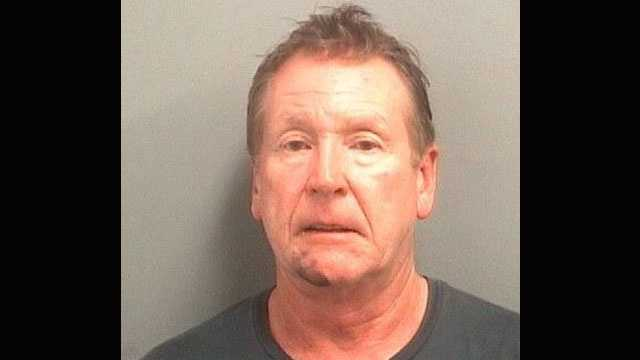 Former South Palm Beach Mayor Martin Millar is accused of punching a woman in the face and pulling her hair.