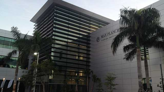 One of the world's most innovative health research firms, Max Planck, is opening a facility in Jupiter, its first outside of Europe. (Photo: Chris McGrath/WPBF)